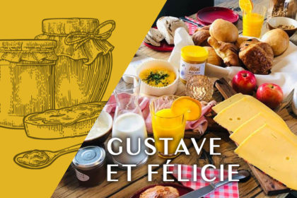Gustave et Félicie